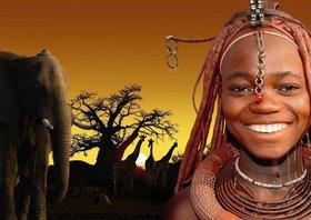 Bild: Dia-Multi-Visions-Show - Afrika - Namibia & Botswana