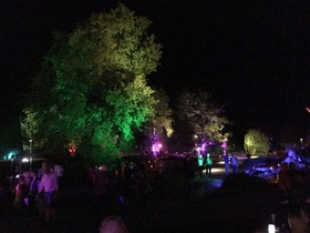 Bild: Kurparknacht 2017