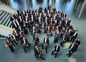Bild: Neujahrskonzert mit dem Brandenburgischen Staatsorchester Frankfurt