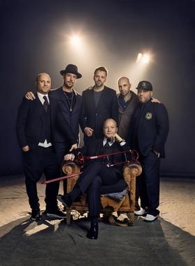 Bild: 16. Fürstenwalder Jazztage - Nils Landgren's Funk Unit (S)
