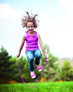 Bild: Rope-Skipping - Kinderferienprogramm