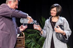 Bild: Achterbahn - Tournee Theater Stuttgart
