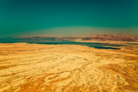 Die Welt im Sucher: Zwischen Jordan, Jericho und Jerusalem