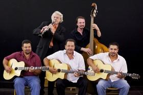Bild: Vano Bamberger & Band - Musik deutscher Sinti