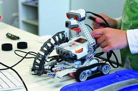 Bild: My Robot - Roboter bauen und programmieren