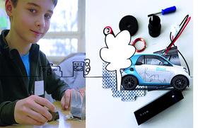 Bild: Kinderferienprogramm Mercedes-Benz Rastatt