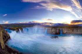 Die Welt im Sucher: Island 63° 66° N - Visuelles Konzert