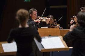 Bild: Freiburger Barockorchester
