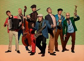 Bild: Sommer in Altona - Amsterdam Klezmer Band