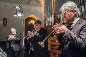 Bild: Festliche BACH-Trompeten-GALA - Im Glanz von Trompeten, Pauken und Orgel