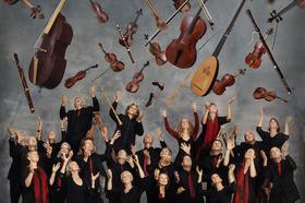 Bild: Christus-Oratorium - Musik von J.S. Bach - Konzert der Akademie für Alte Musik mit dem Athesinus-Consort
