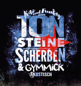 Bild: Kai & Funky von TON STEINE SCHERBEN mit GYMMICK - akustisch