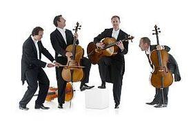 Bild: Quattrocelli - Celloquartett
