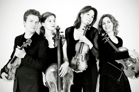 Bild: KONZERTE Kammermusikring 17/18 - Tetzlaff Quartett