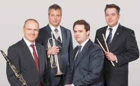 Bild: International Hot Jazz Quartet + 2 - 100 Years Original Dixieland Jazz Band - 100 Years Of Recorded Jazz