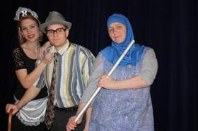 Bild: Kusskuss in der Kuschelmuschel - Komödie in drei Akten