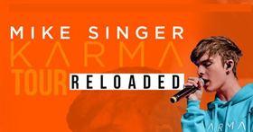 Bild: Mike Singer - Karma Reloaded Tour