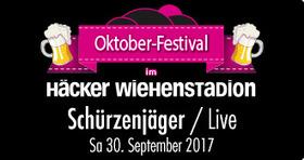 Bild: Oktoberfestival am Wiehen // Schürzenjäger - Live