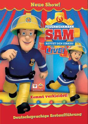 Feuerwehrmann Sam rettet den Zirkus Bild 1