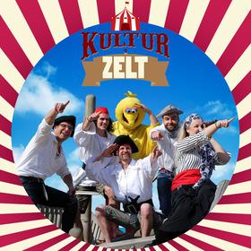 Bild: Kultur im Zelt - Die CD-Kasernen Piraten - Kinderlieder-Spezial