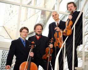 Bild: Philharmonia Quartett Berlin