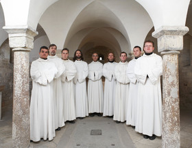 Bild: Schola Gregoriana Prag