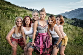 Bild: JohannStädter Herbstfest - Volksmusiknachmittag mit Stefanie Hertel und der Dirndlrockband