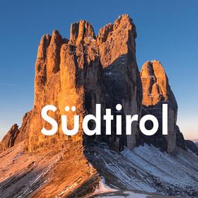 Bild: Südtirol - Unter und über den Wolken