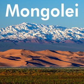 Bild: Meine Mongolei - Die Regisseurin vom