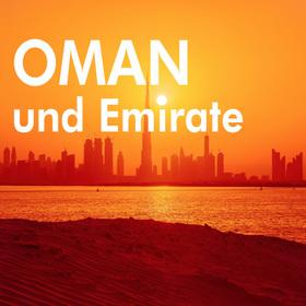 Bild: Oman und die Emirate