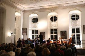 Bild: Mozart-Soirée