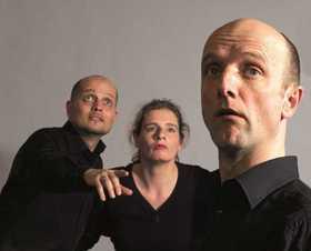 Bild: Impro-Show: Die Mauerbrecher unter sich