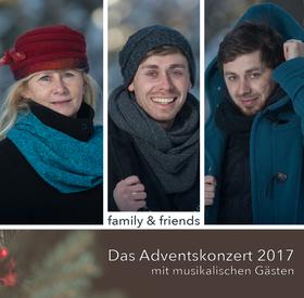 Bild: Weihnachtskonzert mit Familie Kretschmer - und dem Kammerensemble
