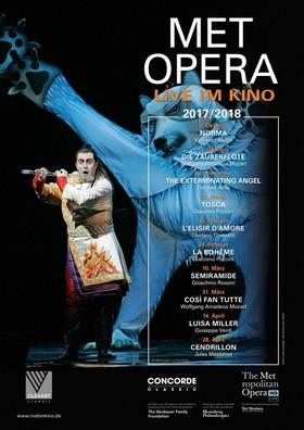 Bild: The Metropolitan Opera - Schauburg Cineworld