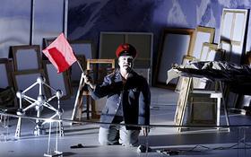 Bild: Entartete Kunst - Der Fall Cornelius Gurlitt - Schauspiel von Ronald Harwood nach einer wahren Begebenheit