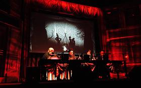 Bild: Der Elefantenmensch - Live-Hörspiel mit Trickfilmprojektionen nach Frederick Treves