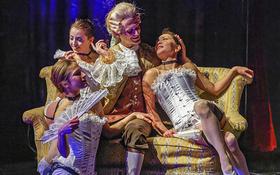 Bild: Der Bettelstudent - Operette in drei Akten von Carl Millöcker