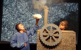 Bild: Die kleine Wolke - Ein ökologisches Märchen mit Figuren und Objekten