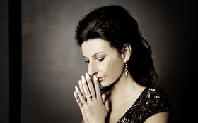 Bild: Lucia Aliberti - Ein italienischer Opernabend mit Liedern und Arien von Bellini, Puccini, Verdi