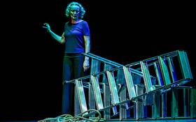 Bild: #Freundschaft - Schauspiel von und mit Gilla Cremer