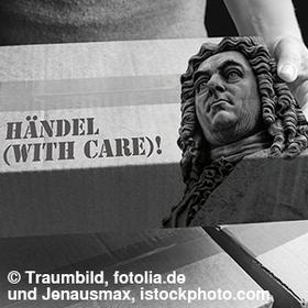 Bild: Händel (with care)! - Eine szenische Reise um den Bodensee
