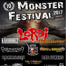 Bild: F.E.K. 9 - Das MonsterFestival - Festivalticket 2017