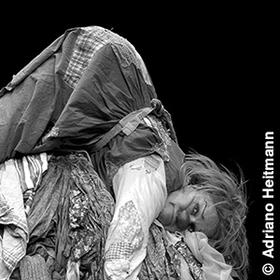 Bild: Jeanne d´ArPpo - Die tapfere Hanna - Eine Wäscherin, die von großen Heldentaten träumt