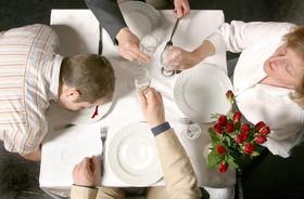 Bild: Das Kriminal Dinner