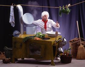 Bild: Kindertheater im Mauerwerk – Tranquilla Trampeltreu - Tranquilla Trampeltreu