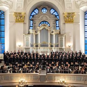 Bild: Musik aus vier Jahrhunderten - Chormusik zum Pfingstfest