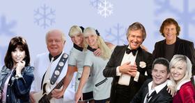 Bild: Winterzauberland - Schlager, Evergreens, Parodie & ein bisschen Magie
