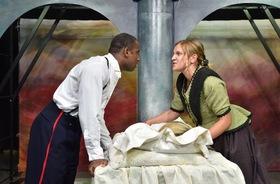 Bild: Othello - White Horse Theatre