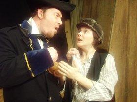 Bild: Oliver Twist - The American Drama Group Europe