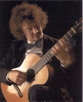 Bild: Zoran Dukic - Klassische Gitarre – Friedberger Gitarrentage